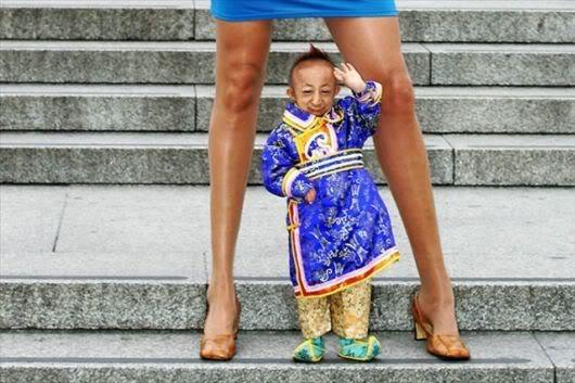 Longest Legs in The World