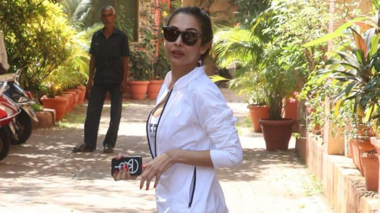 Malaika Arora Spotted Heading To Her Gym