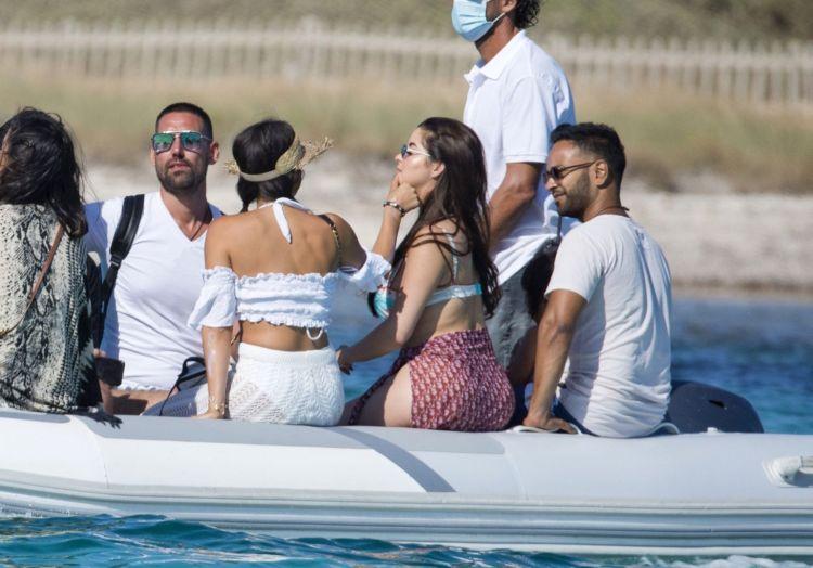 Demi Rose Mawby Enjoying Her Vacation In Ibiza