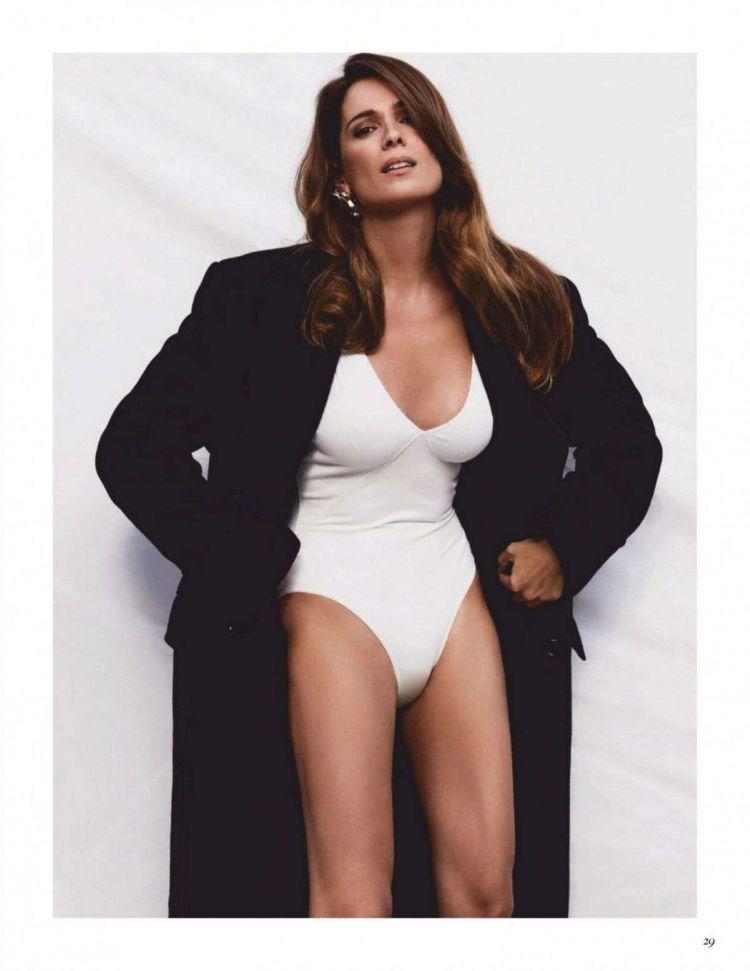 Mar Saura Shoots For Vogue Magazine Mexico