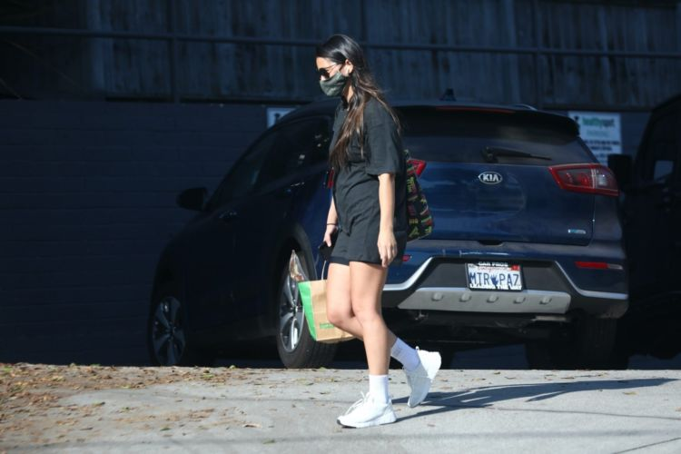 Olivia Munn Spotted Outside Healthy Spot In West Hollywood