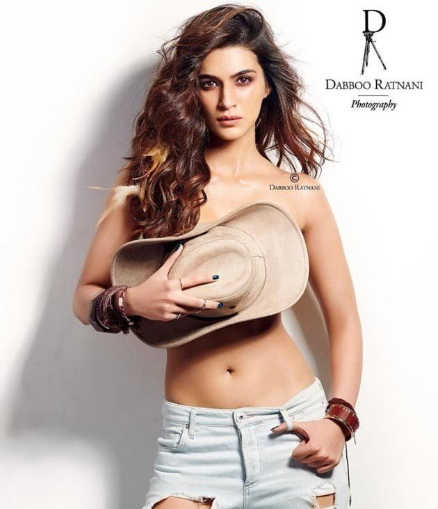 Click to Enlarge - Dabboo Ratnani's 2018 Bollywood Calendar