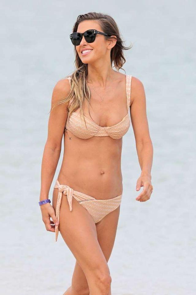 Audrina Patridge In A Bikini At The Beach In Hawaii'